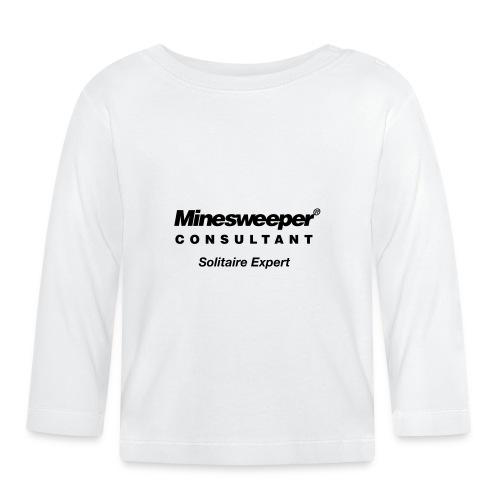 minesweeper - Baby Langarmshirt