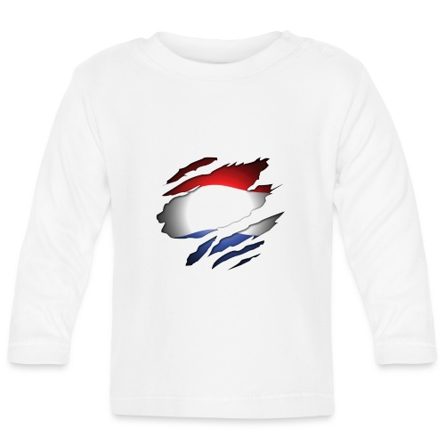 Dutch Inside: Vlag - T-shirt
