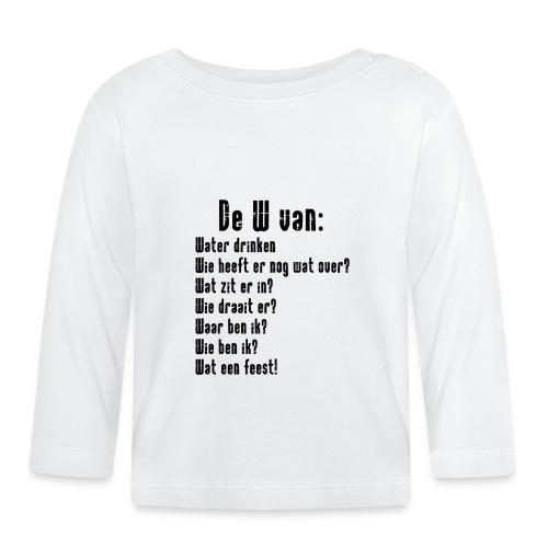 De W van: Ravers Editie - T-shirt