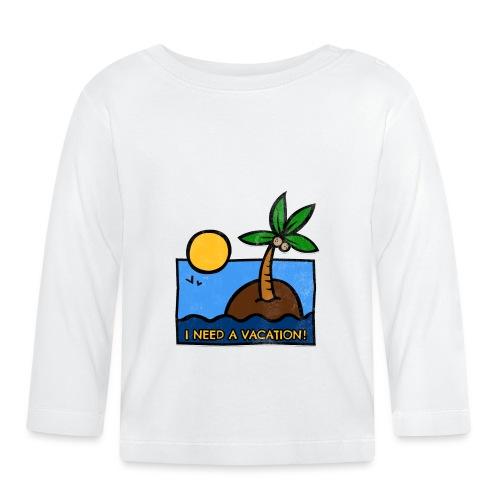 Vacation-png - Maglietta a manica lunga per bambini