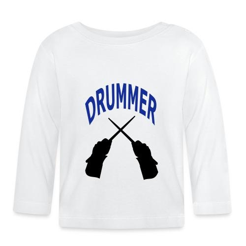 drummer - T-shirt manches longues Bébé