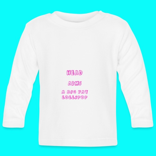 A BIG FAT LOLLIPOP - Långärmad T-shirt baby