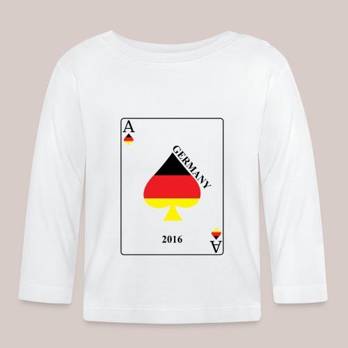 Deutschland - Baby Langarmshirt