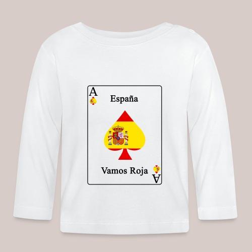 Spanien - Baby Langarmshirt