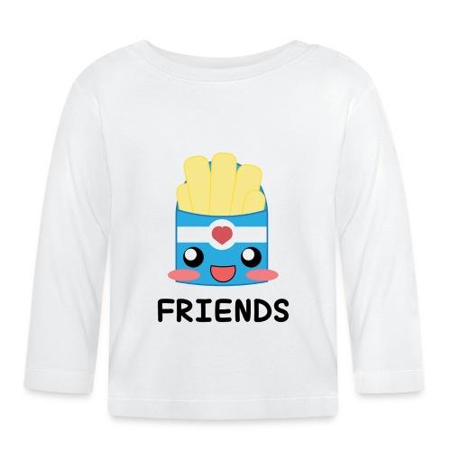 potatoes - Maglietta a manica lunga per bambini