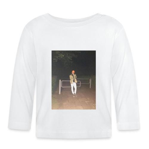 Jay Dane - Langærmet babyshirt