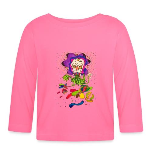 doskalle - Långärmad T-shirt baby