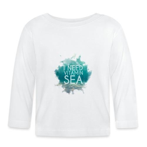 Vitamin Sea - Långärmad T-shirt baby
