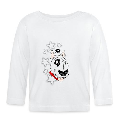 BULL TERRIER - Maglietta a manica lunga per bambini