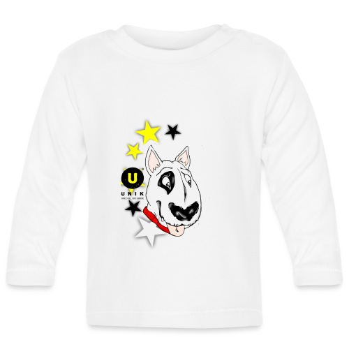 UNIK BULL TERRIER - Maglietta a manica lunga per bambini
