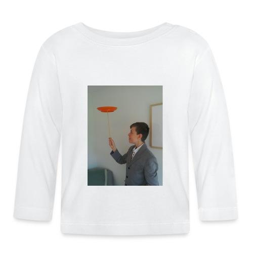 LUKEY MAGIC CIRCUS MERCH - Baby Long Sleeve T-Shirt