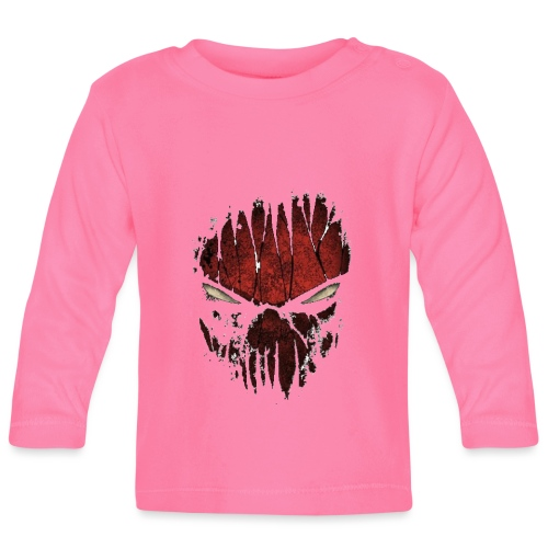 spyder man ( Vio ) - Baby Long Sleeve T-Shirt