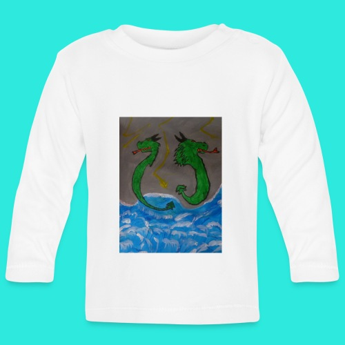 Waterdragons_in_the_thunder- - T-shirt