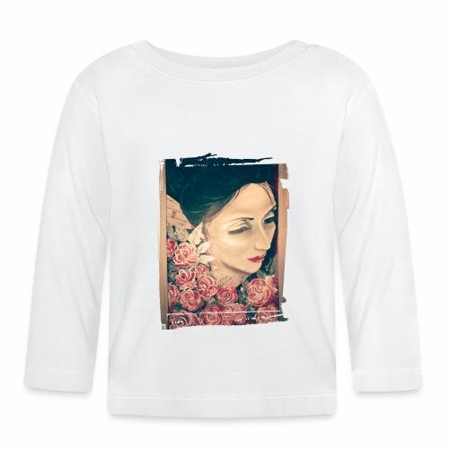 Lady Rose, - Maglietta a manica lunga per bambini