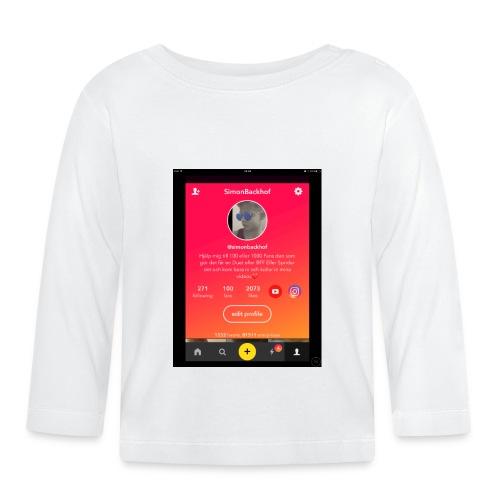 IMG 0484 - Långärmad T-shirt baby