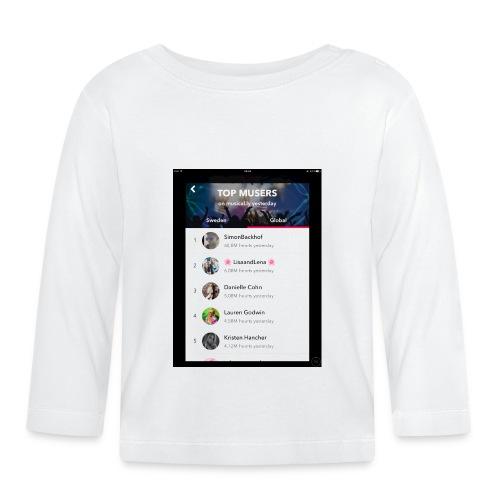 IMG 0550 - Långärmad T-shirt baby
