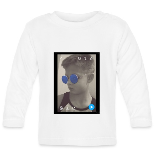 Simpalito100 - Långärmad T-shirt baby