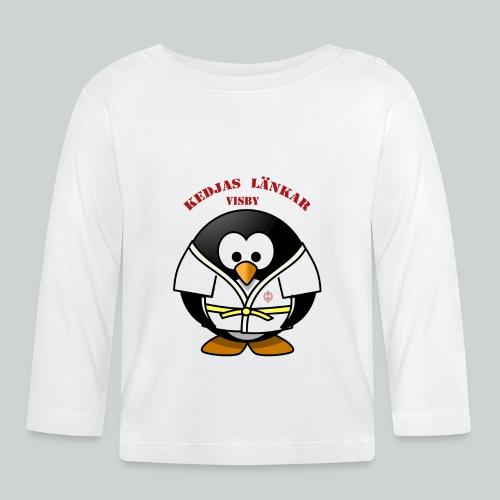 VisbyPenguins - Långärmad T-shirt baby