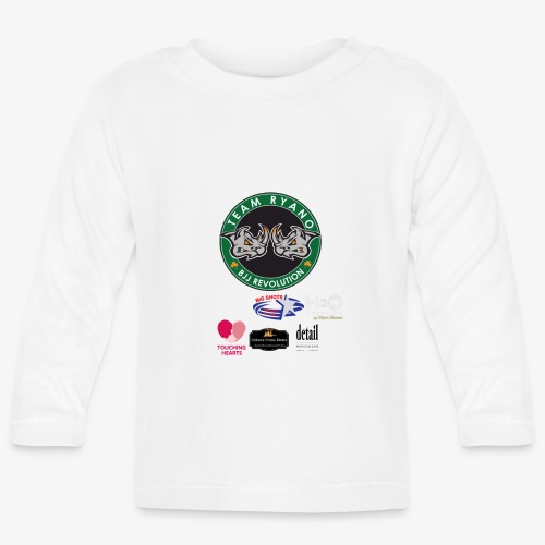 andy murphy back 0617 png - Baby Long Sleeve T-Shirt