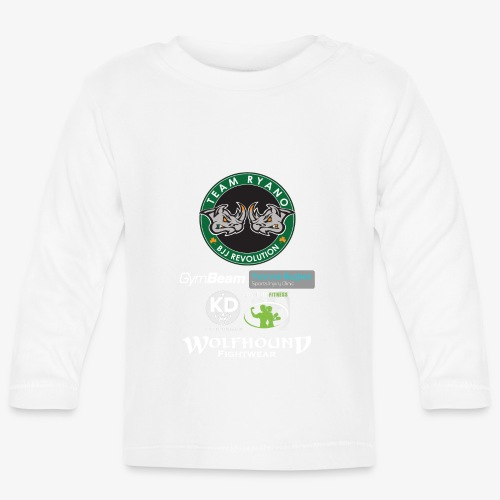 mick brennan back png - Baby Long Sleeve T-Shirt