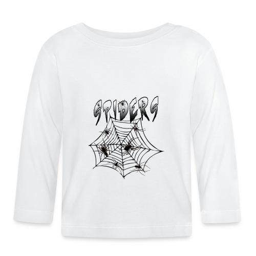 Spiders - Vauvan pitkähihainen paita