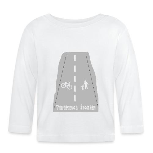 Tervetuloa Suomeen - Vauvan pitkähihainen paita