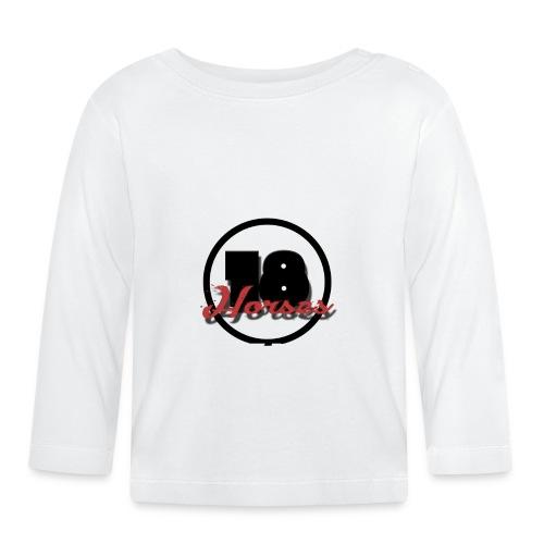 18 Horses - NKPG (White) - Långärmad T-shirt baby