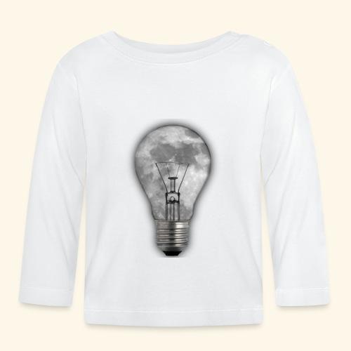 moon bulb - Camiseta manga larga bebé
