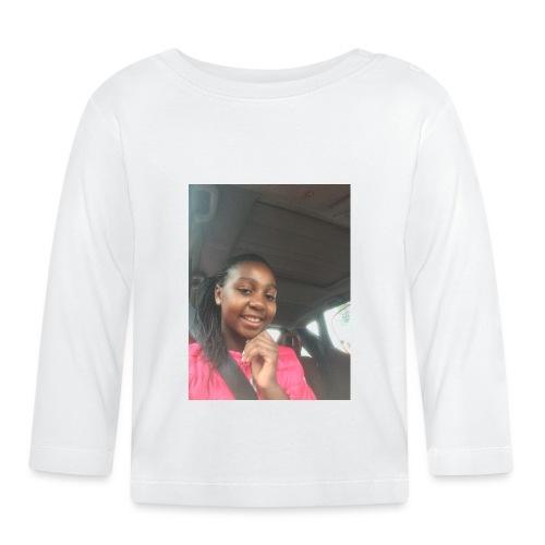 tee shirt personnalser par moi LeaFashonIndustri - T-shirt manches longues Bébé
