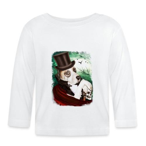 Gothic Dog #1 - Maglietta a manica lunga per bambini