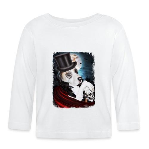 Gothic Dog #2 - Maglietta a manica lunga per bambini