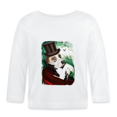 Gothic Dog #3 - Maglietta a manica lunga per bambini