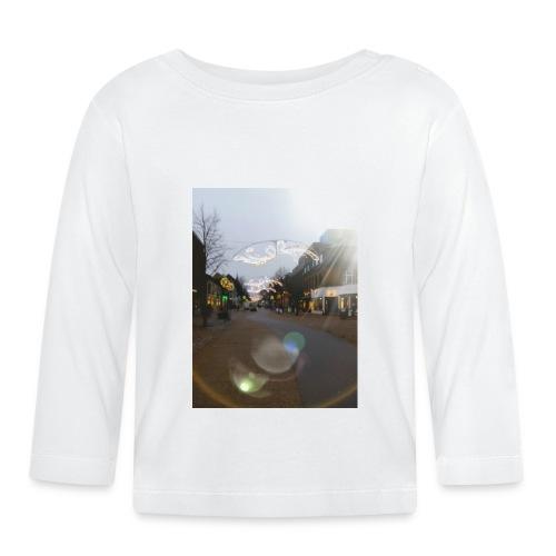20180112 025558 - Langærmet babyshirt