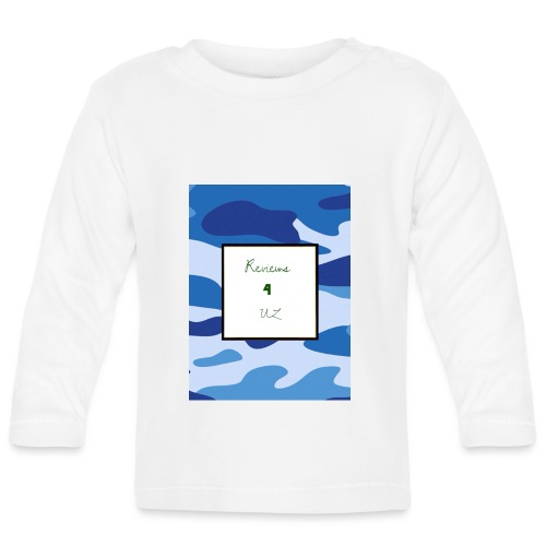My channel - Baby Long Sleeve T-Shirt