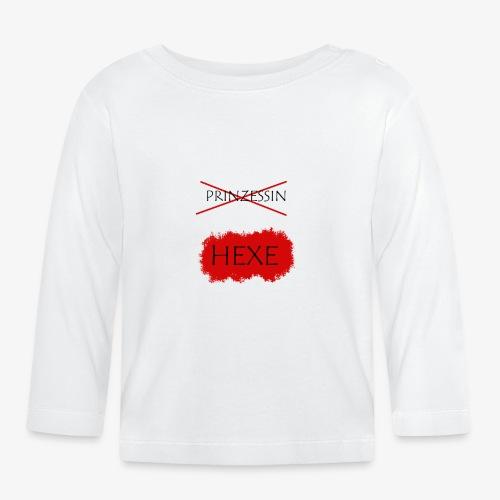 HEXE - Baby Langarmshirt