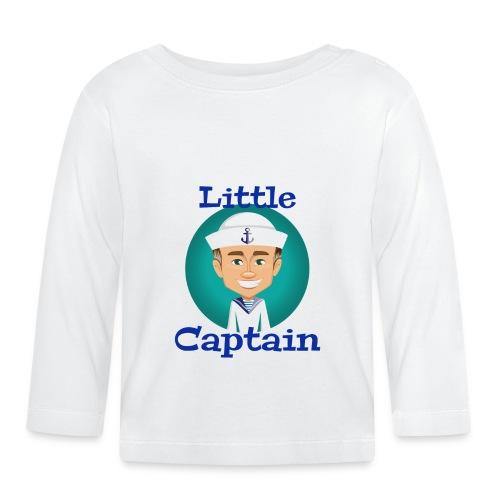 Little Captain - Baby Langarmshirt