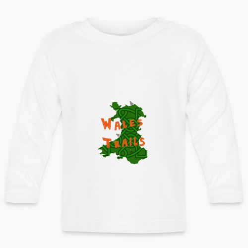 Wales Trails - Baby Long Sleeve T-Shirt