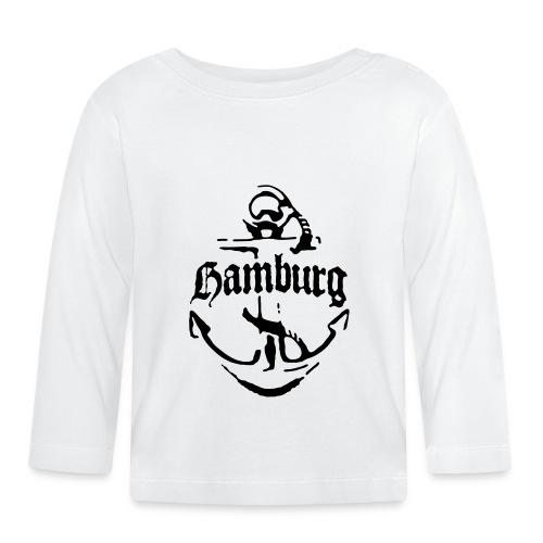 Hamburg Anker - Baby Langarmshirt