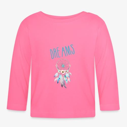 Dreams - Maglietta a manica lunga per bambini
