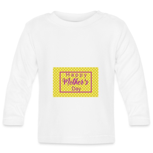 Muttertag - Baby Langarmshirt