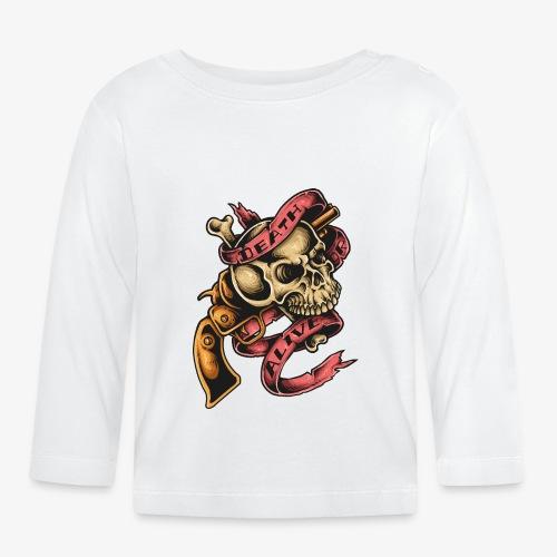 Death Or Alive - T-shirt manches longues Bébé