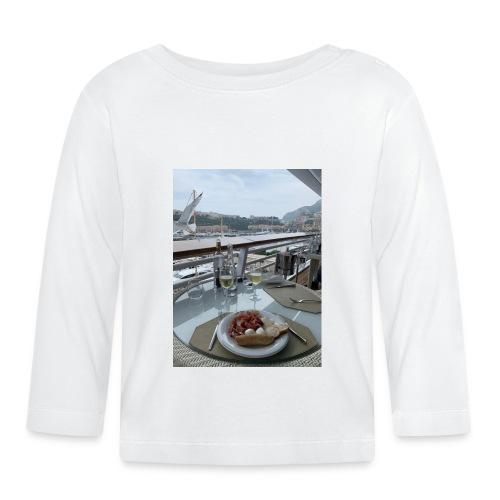 Monaco - Baby Langarmshirt