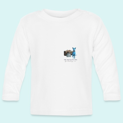 Laly-Blue - Baby Long Sleeve T-Shirt