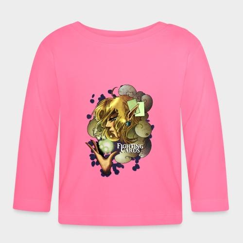 Fighting cards - Soigneuse - T-shirt manches longues Bébé