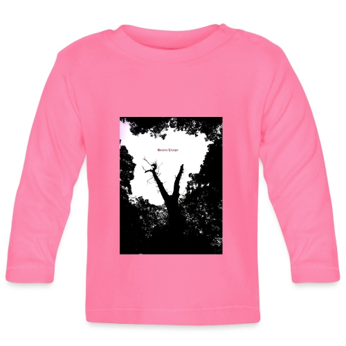 Scarry / Creepy - Baby Long Sleeve T-Shirt
