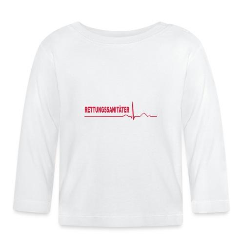 Rettungssanitäter - Baby Langarmshirt
