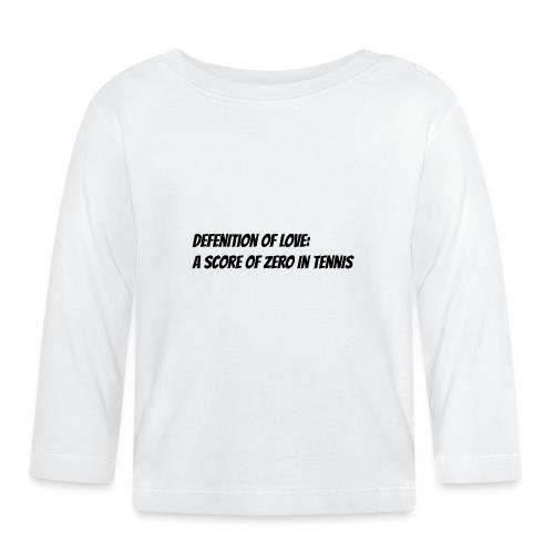 Tennis Love sweater women - T-shirt