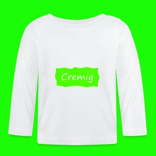 Cremich - Baby Langarmshirt