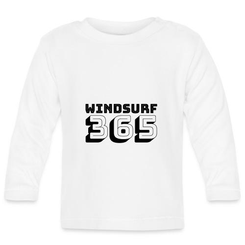Windsurfing 365 - Baby Long Sleeve T-Shirt