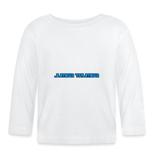 Jumba Trumba Spreadshirt - Baby Long Sleeve T-Shirt
